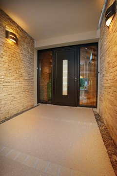 Porte d'entrée alu Gozen